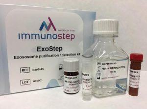 Exosome purification kit from immunostep