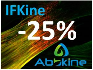 Introductory Offer IFKine Secondary Antibodies - 25% OFF